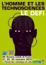 logo Semaines sociales de France L'homme et les technosciences, 2014 des