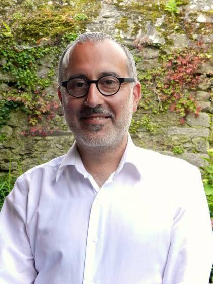 Jean-Pierre Denis, directeur de La Vie et poète