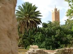 Le village de Zaouit Sidi Ahmed dans la région de Ouarzazate