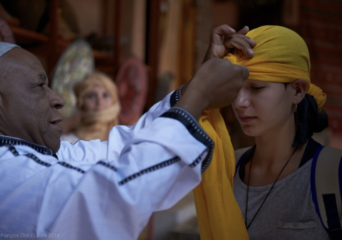 rando sud Marocain Amis de La Vie