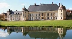 Le foyer de charité de Baye, dans la Marne.