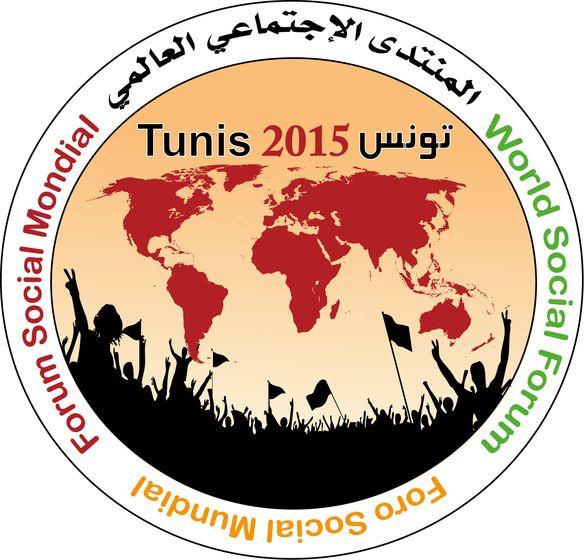Forum social mondial 2015 : en route pour Tunis, plus que jamais !