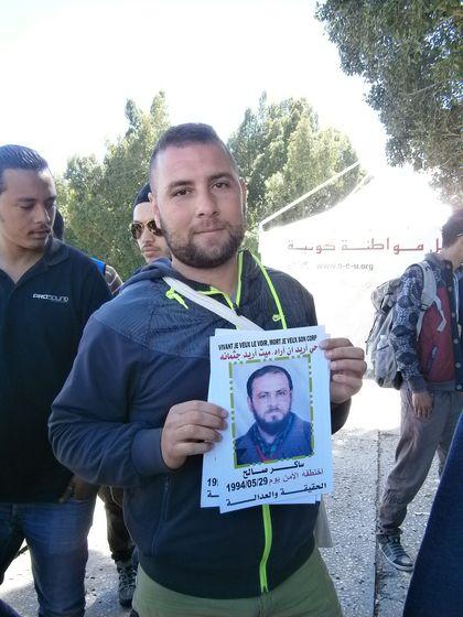 FSM : rencontre avec le fils d'un disparu d'Algérie