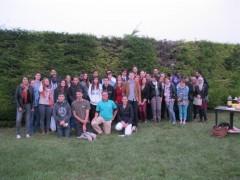 Le groupe Coexister de Caen.