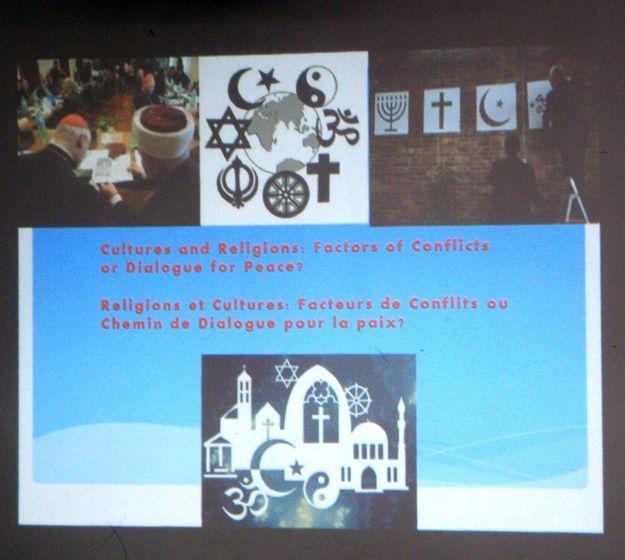 FSM : religions et cultures, causes de conflits ou chemin de paix ?