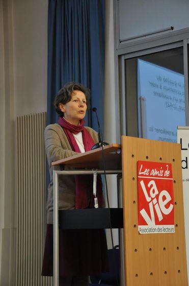 À Saint-Jean-le-Blanc (45), agir et espérer avec Cécile Renouard