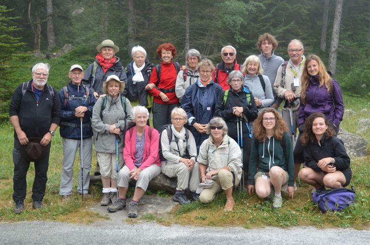18 kilomètres entre lecteurs dans la montagne