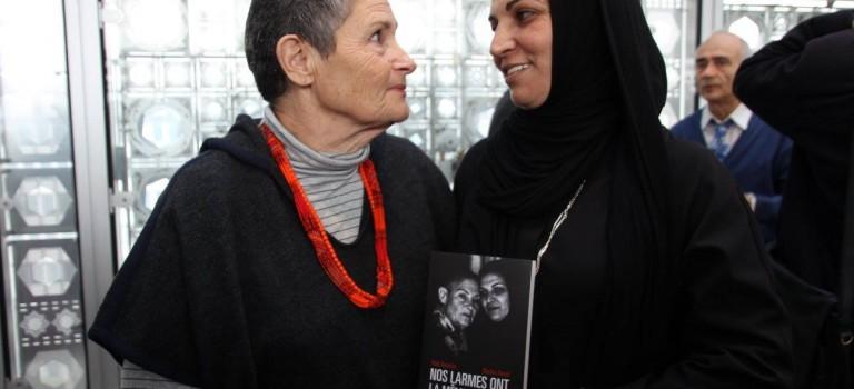 """À Thonon (74), Israélienne, Palestinienne : """"Nos larmes ont la même couleur"""""""