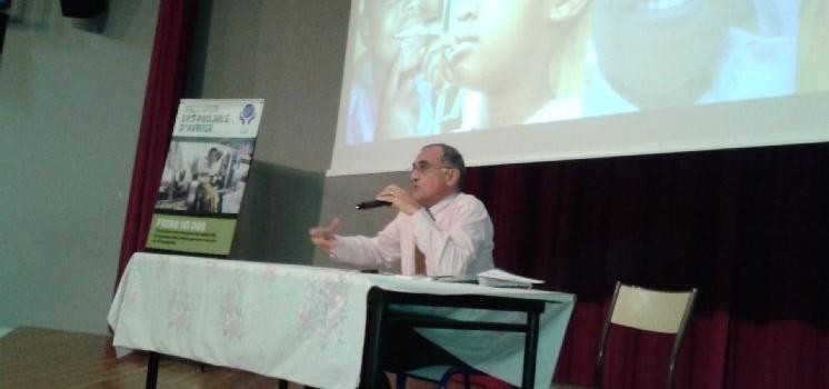 """Dans le Var, retour sur la conférence avec Guy Aurenche pour """"une solidarité heureuse"""""""