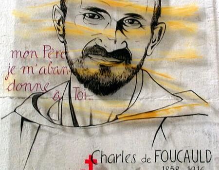 Le frère Charles de Foucauld mis en scène à Marseille par Francesco Agnello