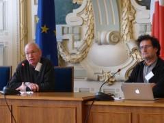 François Theoleyre et Bernard Bolze.