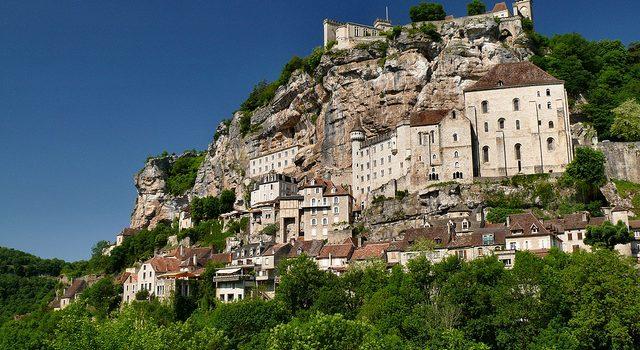 Il reste des places pour le week-end à Rocamadour !