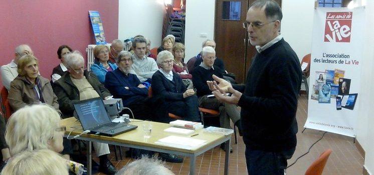 Dans le Nord, Jean Aubin appelle à relever le défi de la sobriété