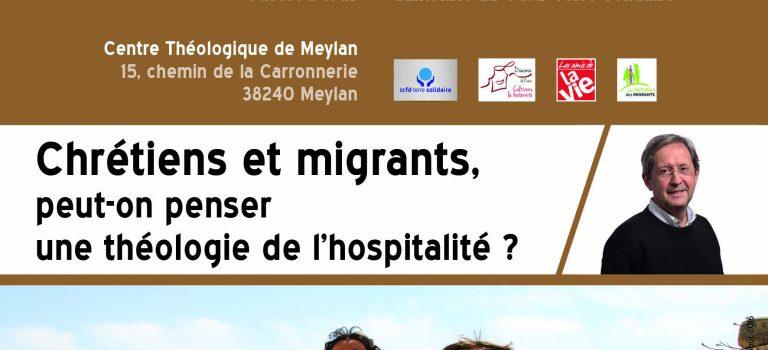 À Meylan, chrétiens et migrants avec le Père Bruno-Marie Duffé