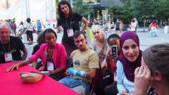 FSM2016 Atelier Oxfam Québec engagement politique des jeunes
