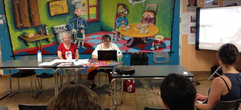 À Montréal, les femmes âgées pour construire « cet autre monde possible et nécessaire »