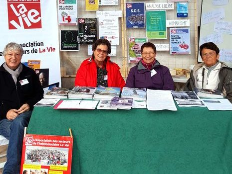 Orléans : Les Amis du Loiret à la Journée de la Transition