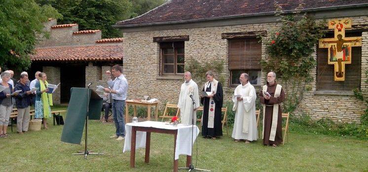 Rebelles et chercheurs de Dieu. Récit d'une rencontre oecuménique à Vezelay