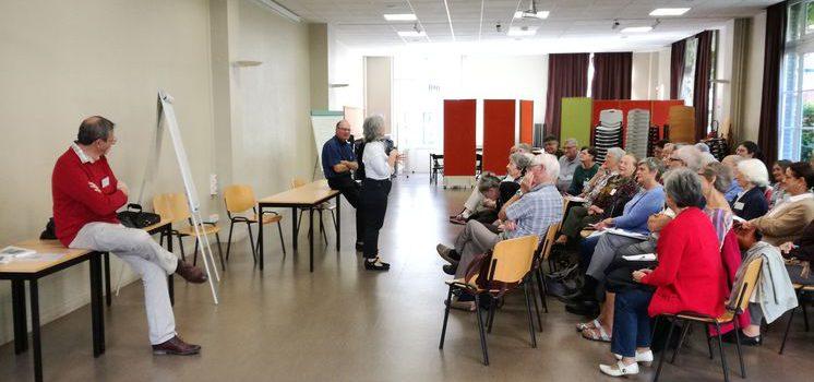 Journée régionale des groupes d'Ile-de-France : éthique du débat et nouveaux projets
