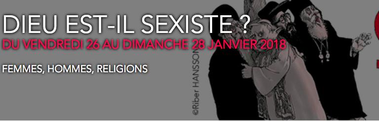 """Saint-Jacut : colloque interreligieux """"Dieu est-il sexiste"""" ?"""