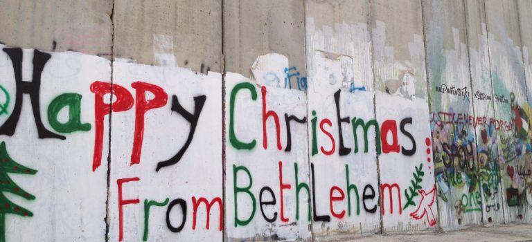 L'appel de Noël des Chrétiens de Palestine