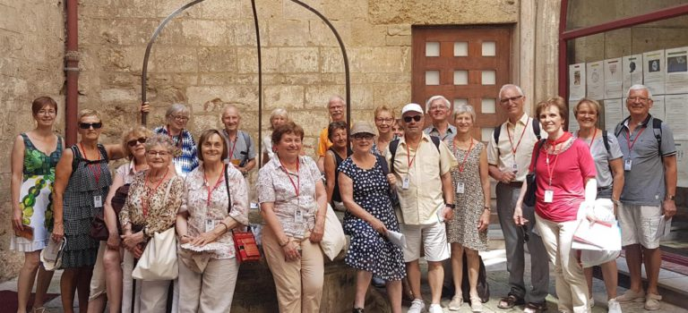 [Diaporama] Montpellier médiéval, sur les pas de Saint Roch