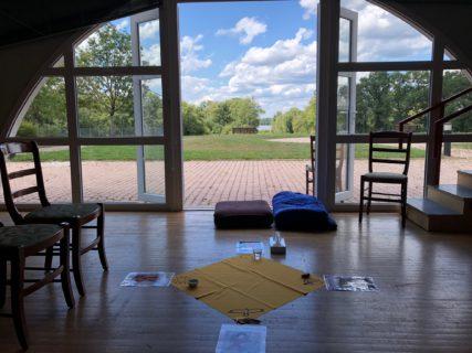 Le domaine Mont Evray en Sologne accueillera la prochaine session réservée aux lectrices