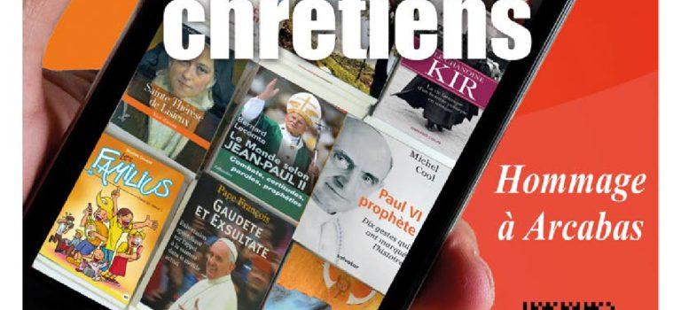 À Dijon, les Amis au salon du livre chrétien