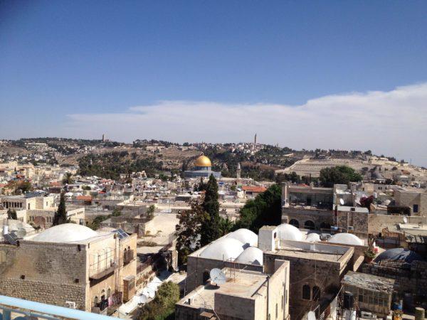 À Annecy, comprendre Jérusalem
