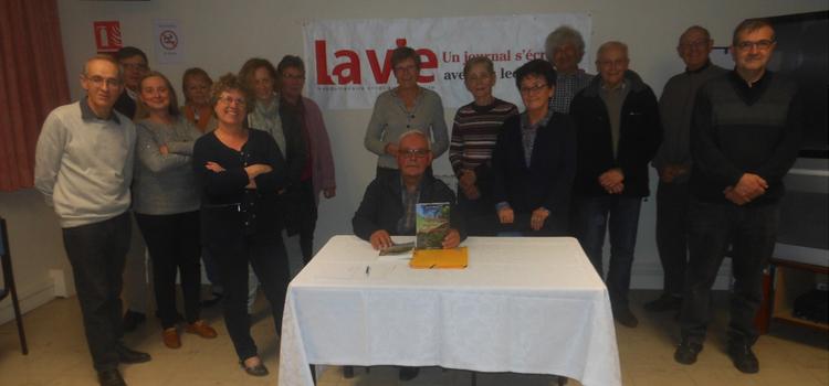À Brive, rencontre avec Georges Delcros, auteur corrézien
