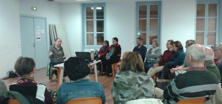 Amis de Belley : échange sur le thème des migrants