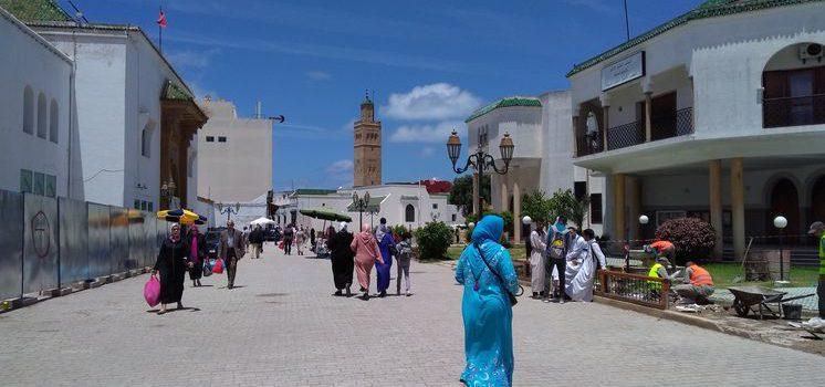 Notre université d'été à Rabat
