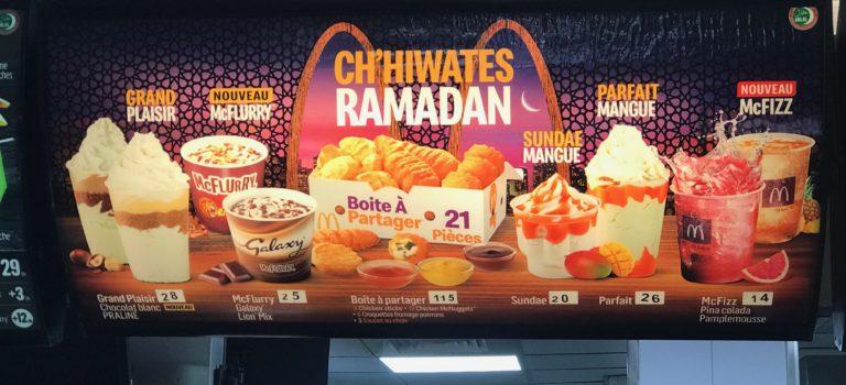 Le McDonald's marocain : entre burger halal et ouverture pendant le ramadan