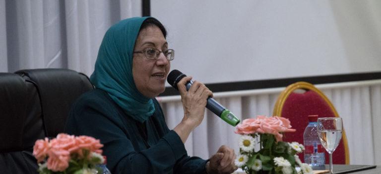Aïcha El Hajjami : «Il faut revendiquer l'égalité entre hommes et femmes à partir du référentiel islamique »