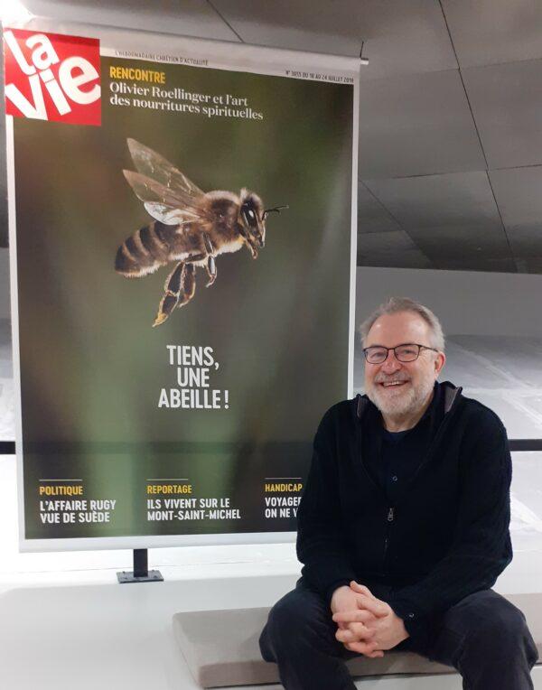"""Revoir la webconfénce """"Ecologie"""" avec Olivier Nouaillas - 27 avril 2021"""