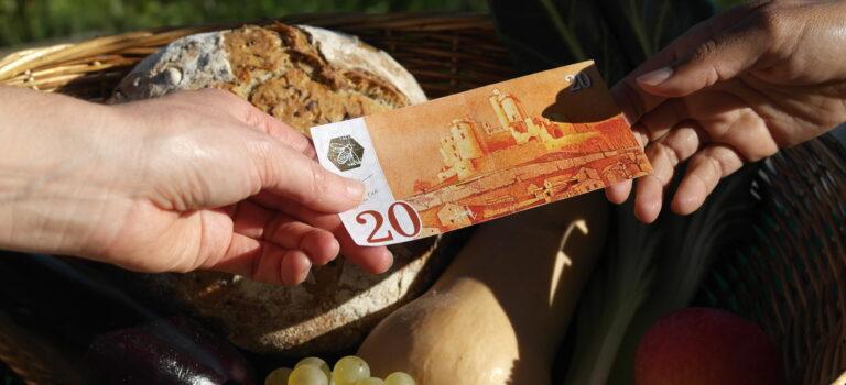 «La monnaie est un bulletin de vote»: le projet Tera expliqué par Vincent Dupuy